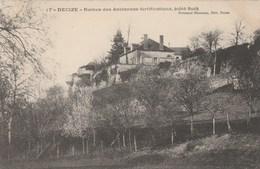 DECIZE , Ruines Des Anciennes Fortifications ( Côté Sud )  Maison Bourgeoise - Decize