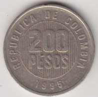 @Y@    Colombia   200 Pesos  1995   (3186) - Colombie