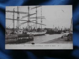 La Pallice Rochelle  L'entrée Du Bassin  Trois Mâts, Cargo - Ed. MD 218 - L278 - La Rochelle