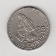 @Y@    Guatemala  25 Centavos  1997   (3187) - Guatemala