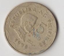 @Y@   Filippijnen  5 Piso  1998    (3188) - Filippijnen