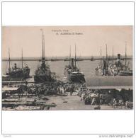 AMRATP2626-LFTD3109 .Tarjeta Postal DE ALMERIA.Barcos,muelles,mercancia,EMBARQUE DE MERCANCIAS  En El PUERTO DE ALMERIA - Comercio
