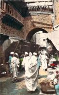 Scènes Et Types - En Médina - Algeria