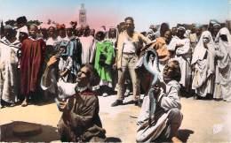 Scènes Et Types - Charmeurs De Serpents - Algeria