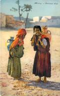 Scènes Et Types - Porteuses D'eau - Algeria
