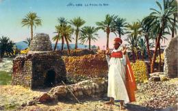Scènes Et Types - La Prière Du Soir (Islam) - Algeria