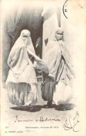 Scènes Et Types - Mauresques, Costume De Ville - Algeria
