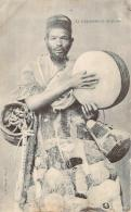 Scènes Et Types - Le Charmeur De Serpents (orientalisme) (tambourin) - Algeria