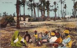 Scènes Et Types - Ecole Arabe (école Coranique, Islam) - Algeria