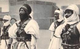 Scènes Et Types - Méharistes - Algeria