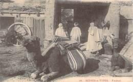 Scènes Et Types - Fondouk (chameau) - Algeria