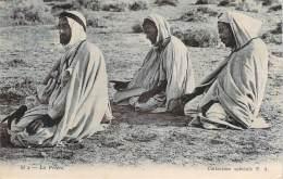 Scènes Et Types - La Prière (Islam) - Algeria