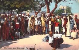 Scènes Et Types - Charmeur De Serpents - Algeria