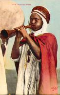 Scènes Et Types - Musicien Arabe - Algeria