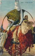 Scènes Et Types - Voyage De Noce (chameau) - Algeria