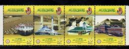 2002 Brunei Haji Hassanal   Complete Set Of 4  MNH - Brunei (1984-...)