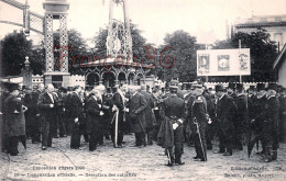 (49) Maine Et Loire ANGERS Exposition 1906 - Inauguration Officielle - Réception Des Autorités - Scans Recto&verso - Angers