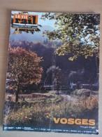Vie Du Rail N° 1327 1972  Vosges Epinal Fraize Plainfaing   Saint Die Saales Plombieres Vittel La Bresse - Trains