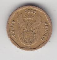 @Y@   Afrika  Dzonga    10 Cent  2002     (3197) - Zuid-Afrika