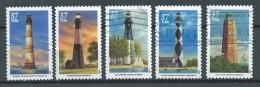 U.S.A. Obl. N° 3479/83   Phares Du Sud-est