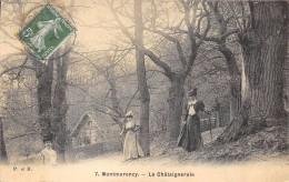 CPA 95 MONTMORENCY LA CHATAIGNERAIE - Montmorency