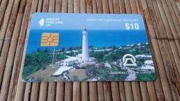 Phonecard Bermuda 2 Scans Used  Rare - Bermuda