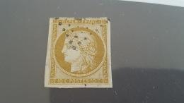 LOT 328348 TIMBRE DE FRANCE OBLITERE N°1 VALEUR 340 EUROS SANS DEFAUT