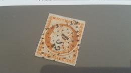 LOT 328350 TIMBRE DE FRANCE OBLITERE N°5 VALEUR 500 EUROS SANS DEFAUT CACHET AMBULANT SIGNE CALVES