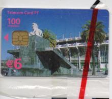 PORTUGAL TELECOM PHONECARD(CHIP) RIBEIRA/PORTO-6/02-3000pcs -MINT/SEALED(bx1) - Portugal