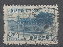 Republic Of China 1955. Scott #1127 (U) Birthplace Of Sun Yat-sen * - 1945-... République De Chine
