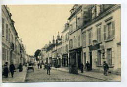 89 AVALLON Anim Rue De Lyon 1910   /D17-2016 - Avallon