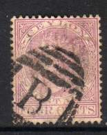 CEYLAN / CEYLON : YT N° 50 COTE 2.50 € - Ceylon (...-1947)