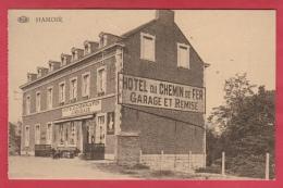 Hamoir - Hôtel Du Chemin De Fer -Prop. : A. Michaux  ( Voir Verso ) - Hamoir