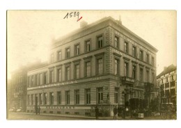 18562  -   Continental Hôtel à Identifier  Carte Photo - Hotels & Restaurants