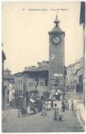 Cpa Trévoux - Tour Du Beffroi     ((S.449)) - Trévoux