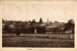 BURIE VUE GENERALE (cote Est) - Francia