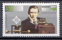 West-Duitsland - 100 Jahre Radio - MNH - M 1803