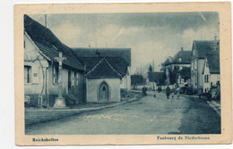 67 - Reichshoifen - Faubourg De Niederbronn - France