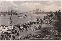 ALLEMAGNE---KÖLN--rheinuter Mit Hindenburgbrücke---voir 2 Scans - Koeln