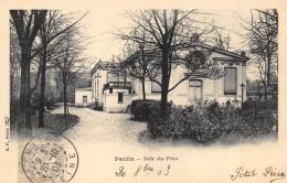 CPA 93  PANTIN SALLE DES FETES 1903 - Pantin