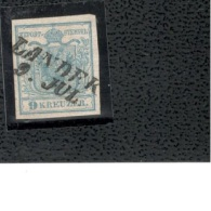 Austria1850:Michel5 X I - Usados