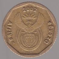 @Y@    Afrika  Dzonga   10  Cent  2002     (3204) - Zuid-Afrika