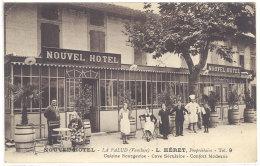 Cpa La Palud - Nouvel Hôtel - L. Héret ....      ((S.467)) - Lapalud