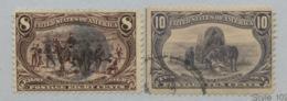 Exposition D'Omaha, 133 /134  Ø, Cote 67,50 €, - Gebraucht