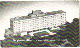 The Clemson House - Clemson S. C - & Hotel - Clemson