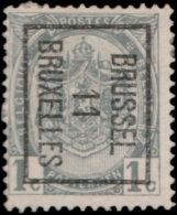 Belgique Préoblitéré 1907. ~ YT 81 -  1 C. Armoiries - Precancels