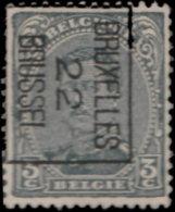 Belgique Préoblitéré . ~ YT 183 -  3 C. Albert1er - Precancels
