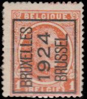 Belgique Préoblitéré . ~ YT 190 -  1 C. Albert1er - Préoblitérés