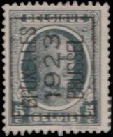 Belgique Préoblitéré . ~ YT 193 -  5 C. Albert1er - Préoblitérés