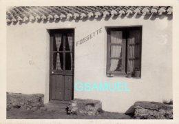 85 Fromantine La Fosse 1950 - Photographie Originale  Format 12,7 Cm Par 9 Cm. - (voir Scan). - Photos